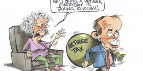 Taxing Retiree