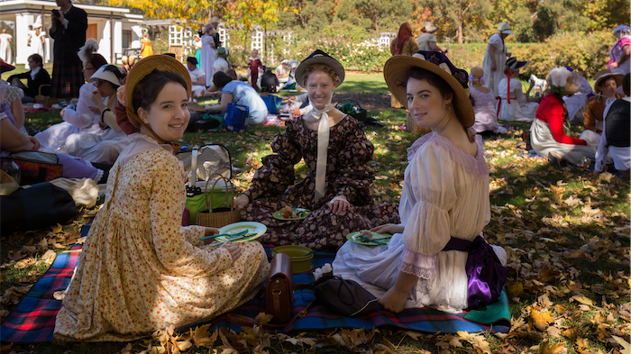 Sing And Dance The Austen Festival S Back Canberra Citynews