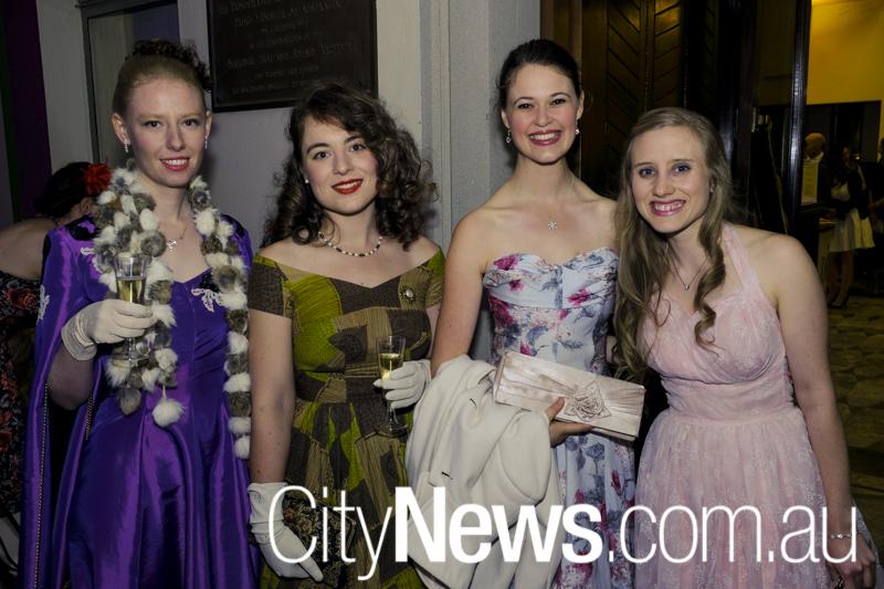 Talitha Smallwood Bre Smart Grace Hyland And Bethany Grundig Canberra Citynews