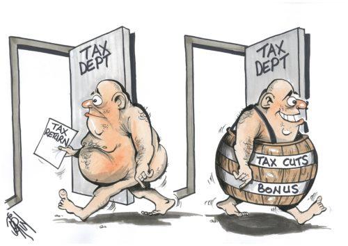 Cartoon Dose Of Dorin Canberra Citynews