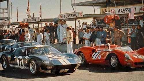 Movie Review Ford V Ferrari M Canberra Citynews
