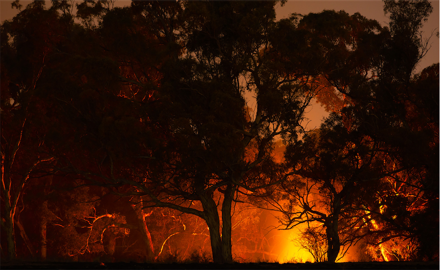 Weather may make Pialligo fire difficult to control ...