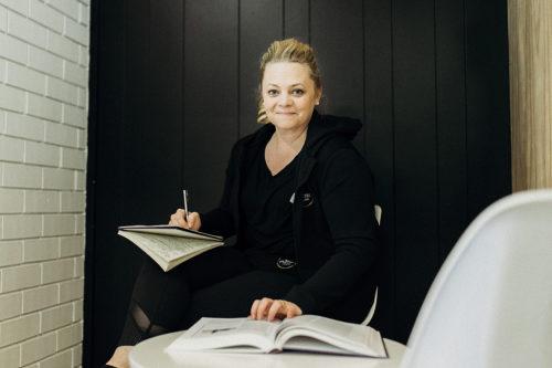 Felicia Darbyshire-Pirie of Pilates Centre Canberra.