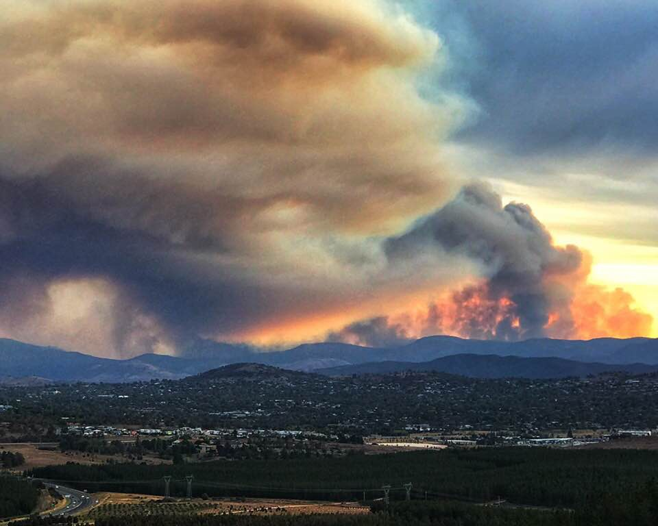 Two-week monster blaze finally under control