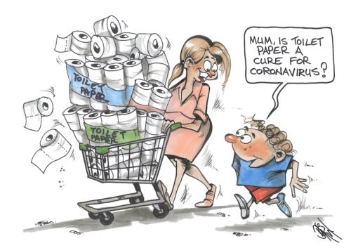 Cartoon / Dose of Dorin | Canberra CityNews