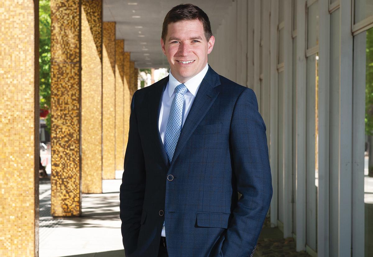 Alistair Coe election 2020