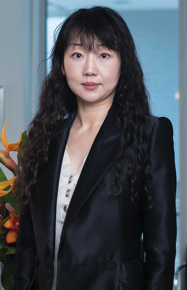 Susu Huang