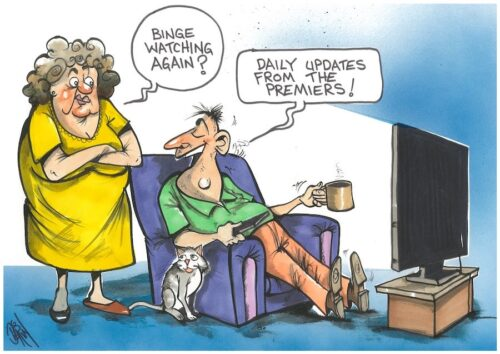 Cartoon / Dose of Dorin
