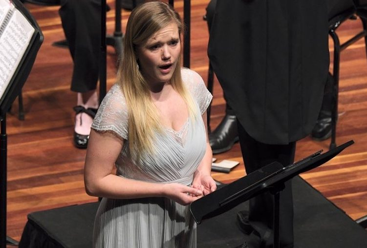 Masterful performance of 'A German Requiem'