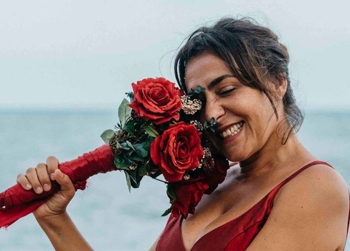 Movie review / 'Rosa's Wedding' (M)
